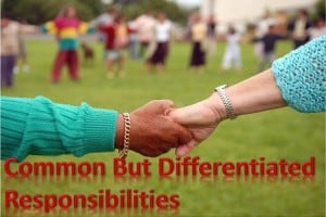 Common But Differentiated Responsibilities